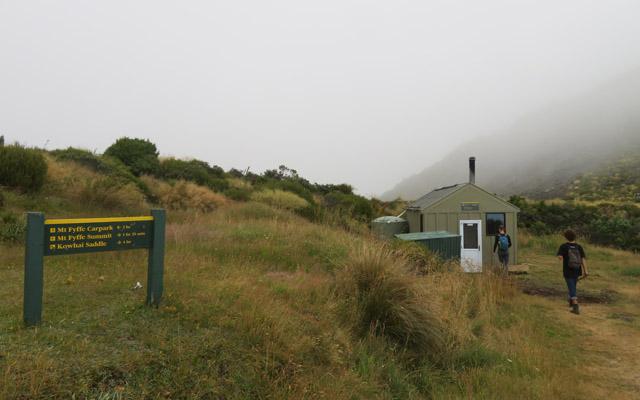 Trekking Neuseeland