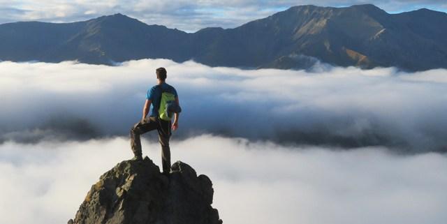 Bergsteigen Neuseeland
