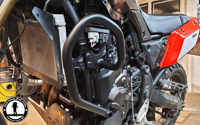 Givi Crashbar Yamaha Tenere 700