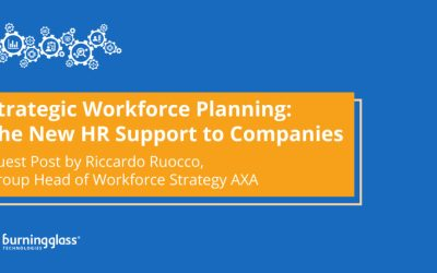 Strategic Workforce Planning: The New HR Support to Companies