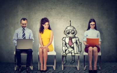 Building Bots: How Artificial Intelligence Demand is Shaking Up Financial Services Hiring