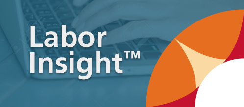 Labor Insight case study using real-time job market data