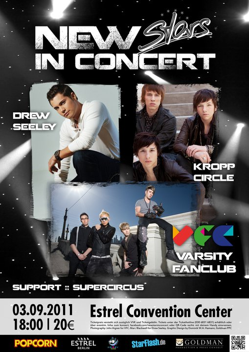 New Stars in Concert SuperCircus
