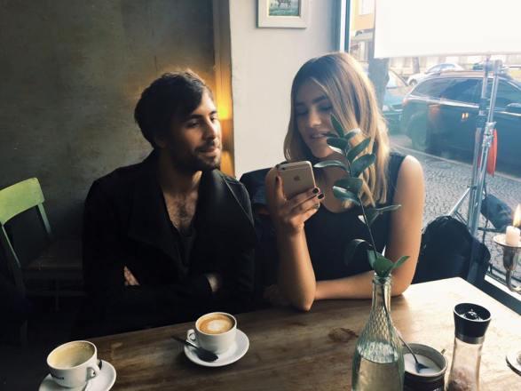 Max und Stefanie Giesinger