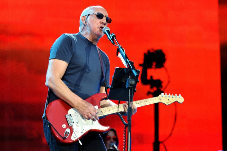 The Who live in Deutschland Germany