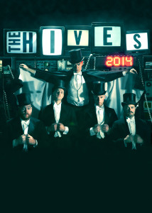 thehives-wall-poster2014