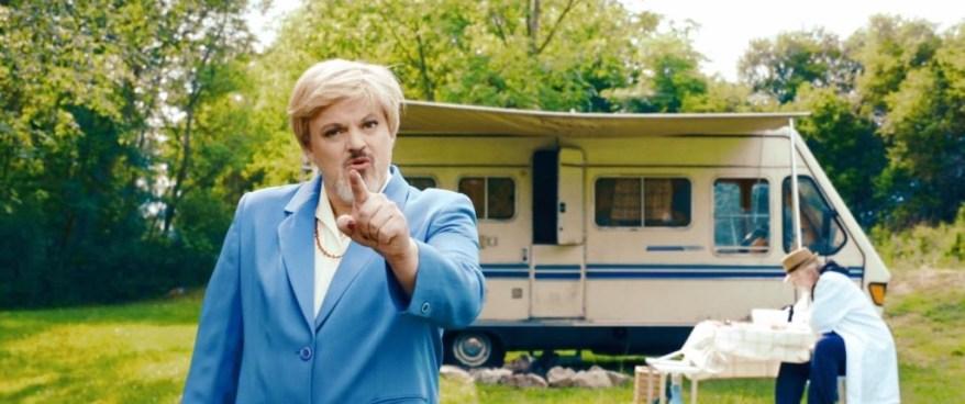 Hubert Kah - Terrorist der Liebe Musikvideo Joachim Witt Single
