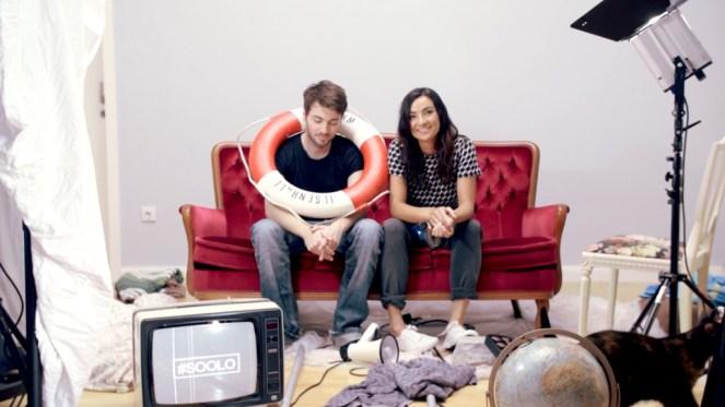 Soolo Genau Das Musikvideo Song Single tom Albrecht Sarah Bühler