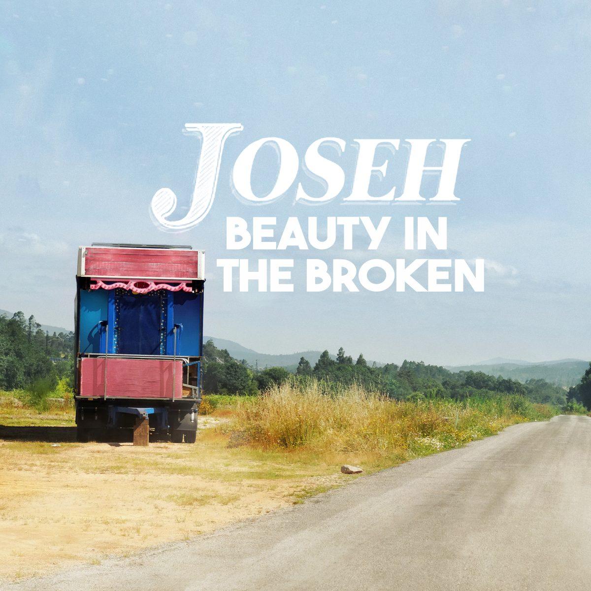 Joseh Beauty Broken Cover