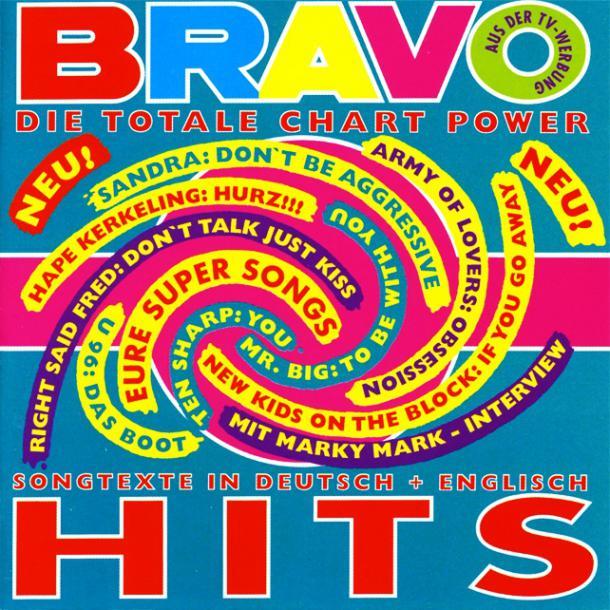 Bravo Hits 1 Cover