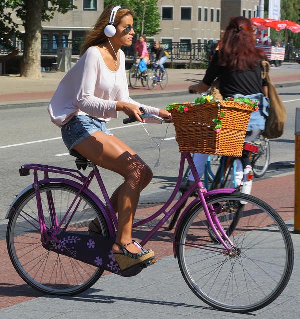 Fahrrad Kopfhörer Bußgeld bezahlen Strafe Verboten 2019