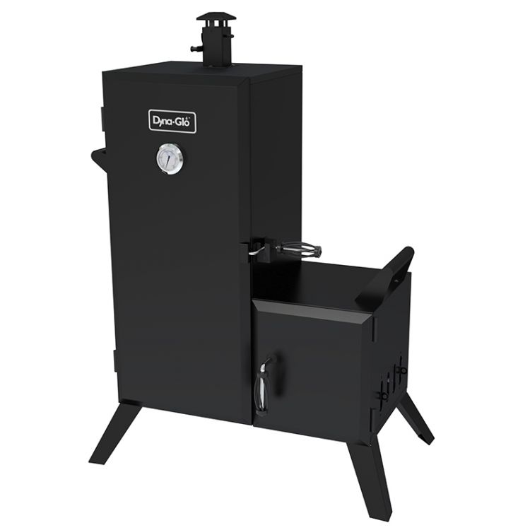 best vertical offset smoker