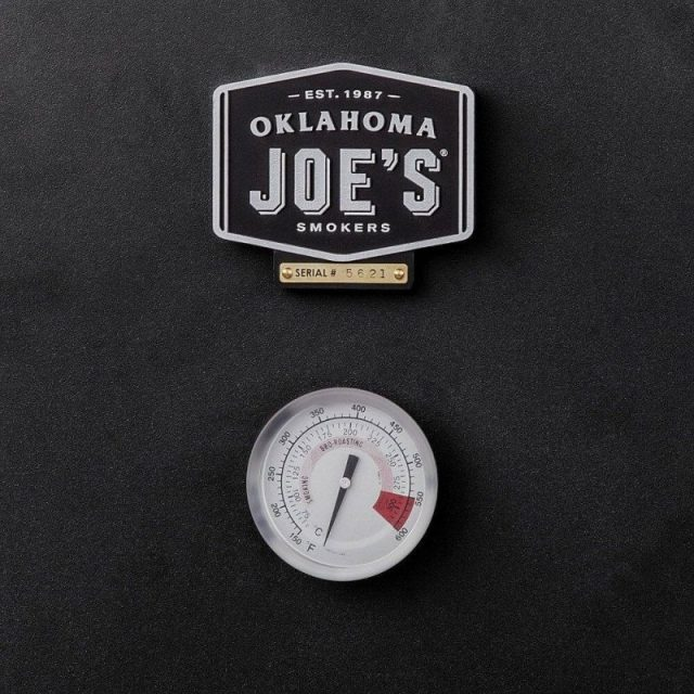 Oklahoma Joe Offset Smoker reviews