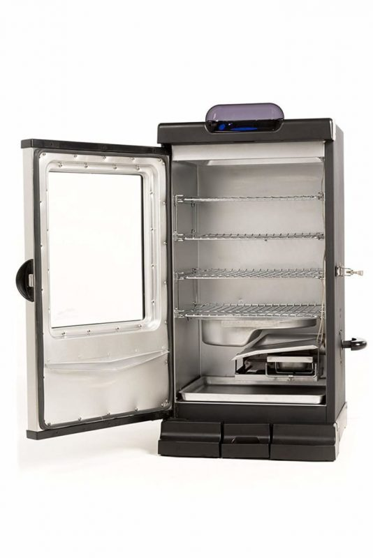 Masterbuilt Electric Smoker with Bluetooth
