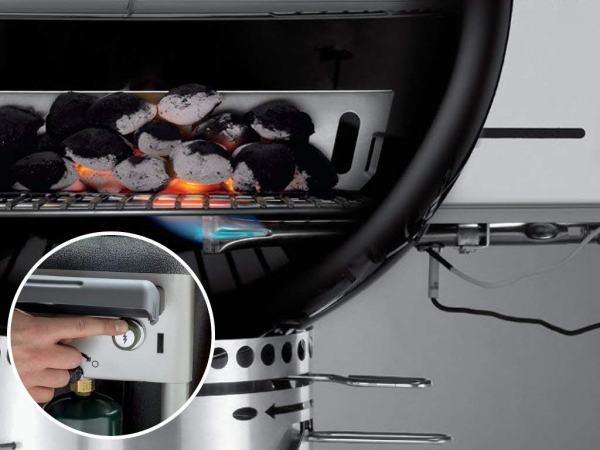 Weber Charcoal Instant Ignition