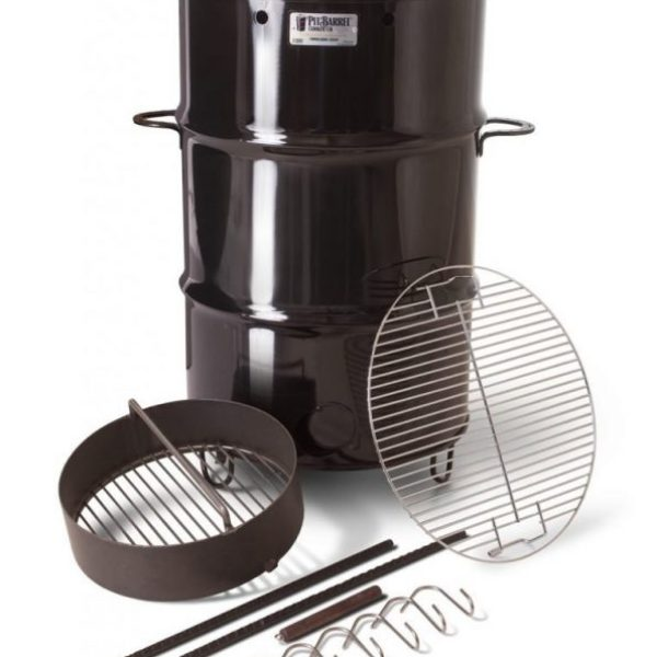 Best Pit Barrel Charcoal Smoker