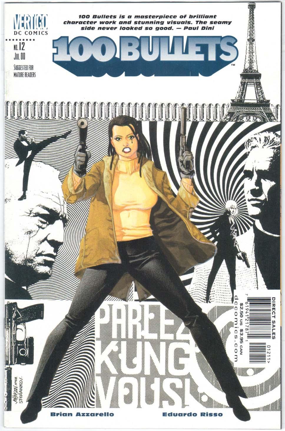 100 Bullets (1999) #12