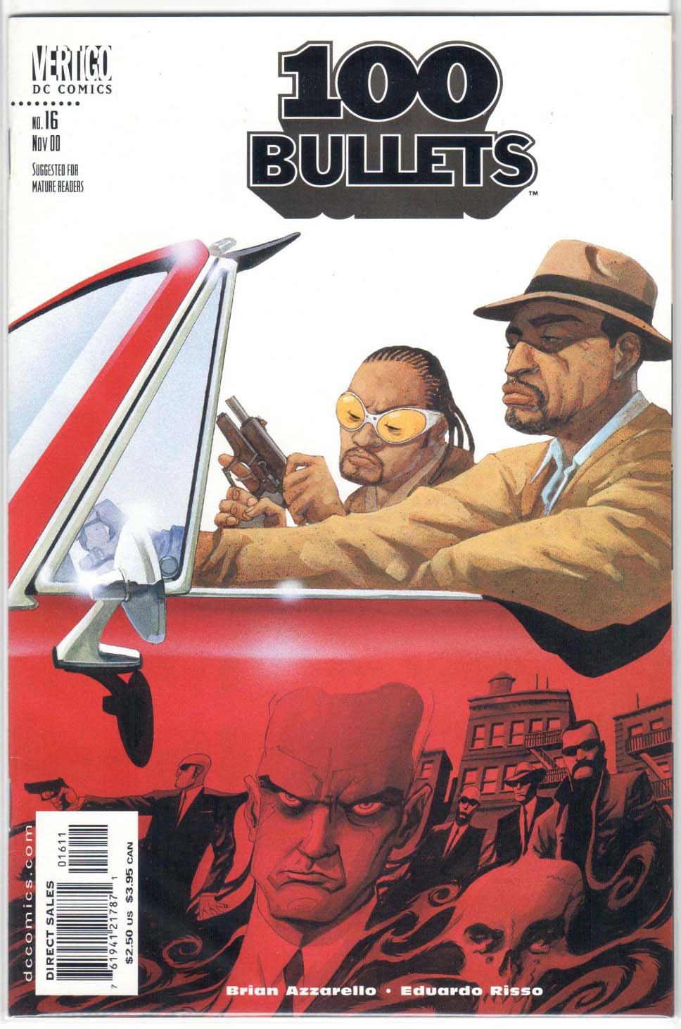100 Bullets (1999) #16