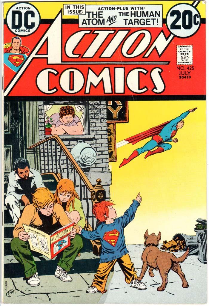 Action Comics (1938) #425