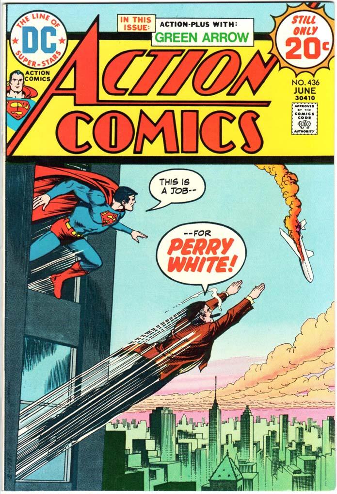 Action Comics (1938) #436