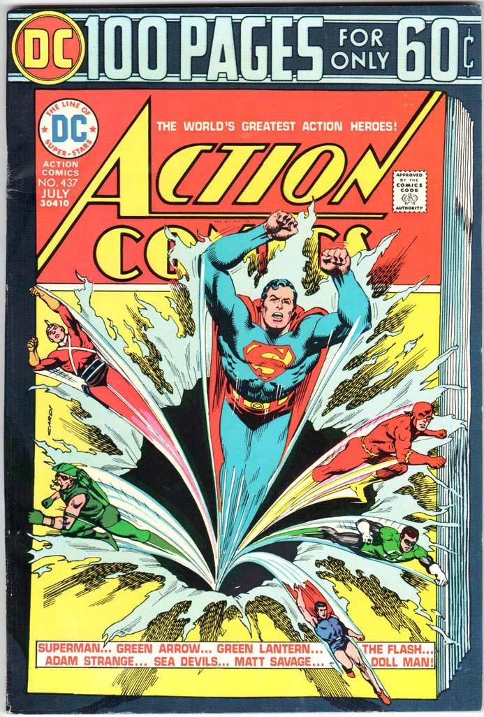 Action Comics (1938) #437