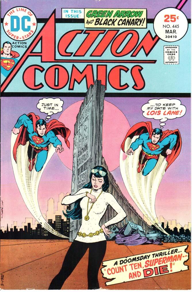 Action Comics (1938) #445