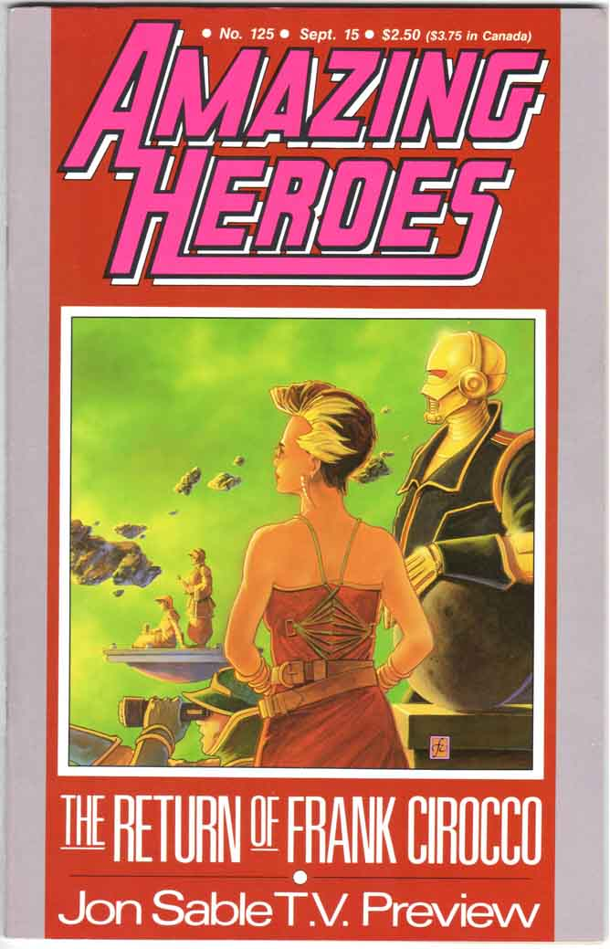 Amazing Heroes (1981) #125