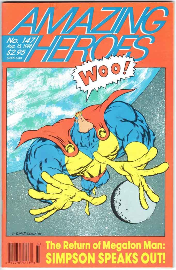 Amazing Heroes (1981) #147
