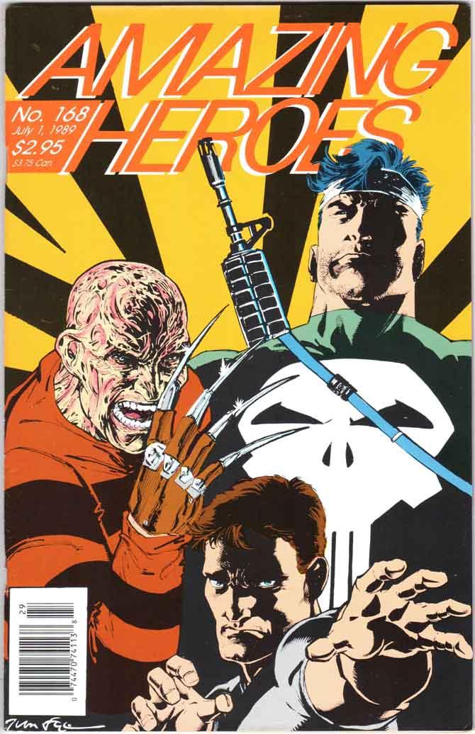 Amazing Heroes (1981) #168