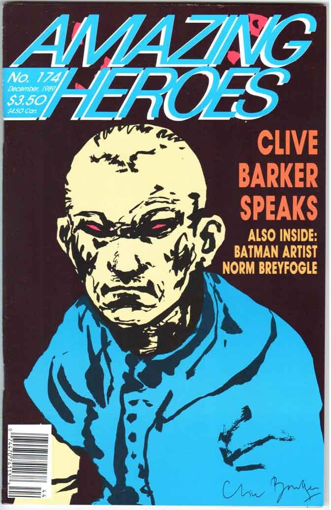 Amazing Heroes (1981) #174
