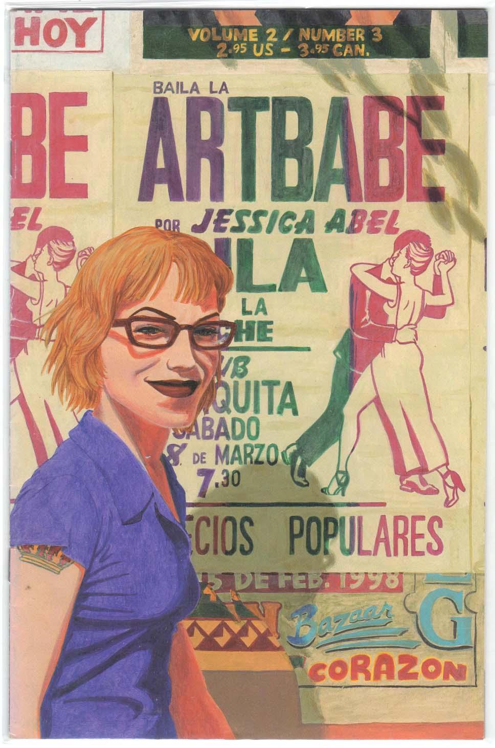 Artbabe (1997) #3