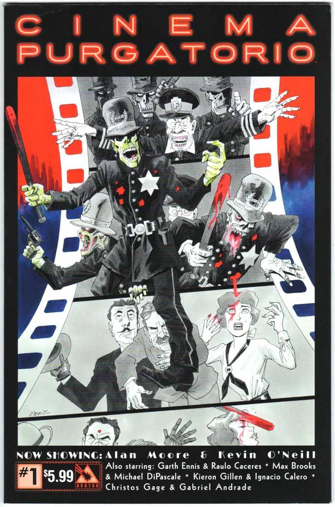 Cinema Purgatorio (2016) #1