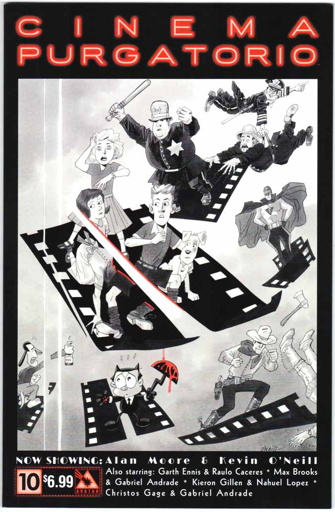 Cinema Purgatorio (2016) #10
