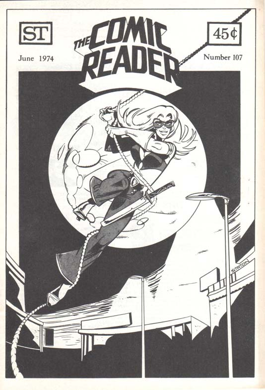 The Comic Reader (1961) #107