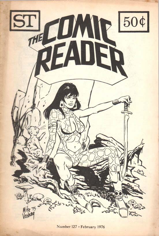 The Comic Reader (1961) #127