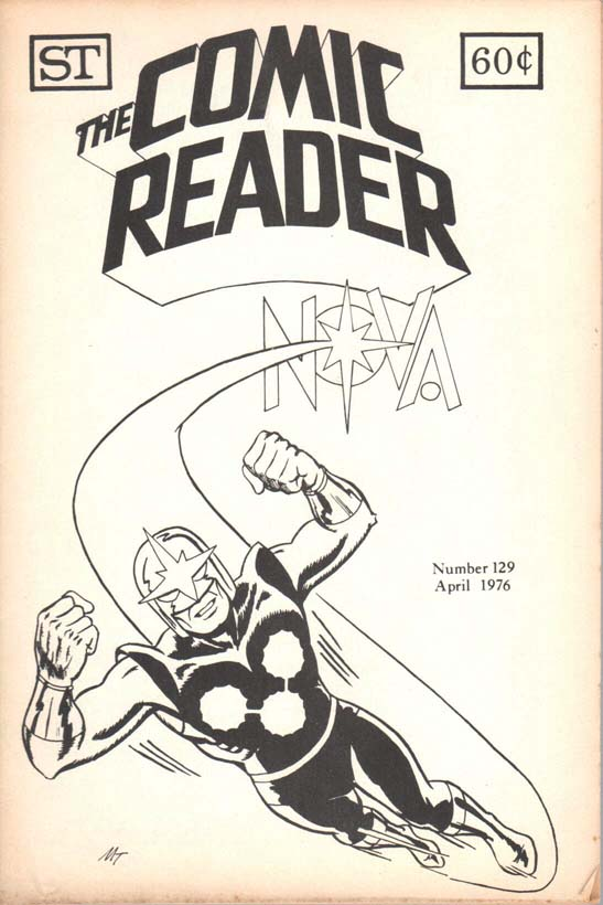 The Comic Reader (1961) #129