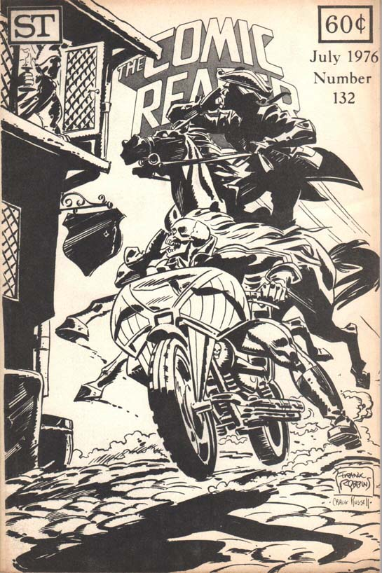 The Comic Reader (1961) #132