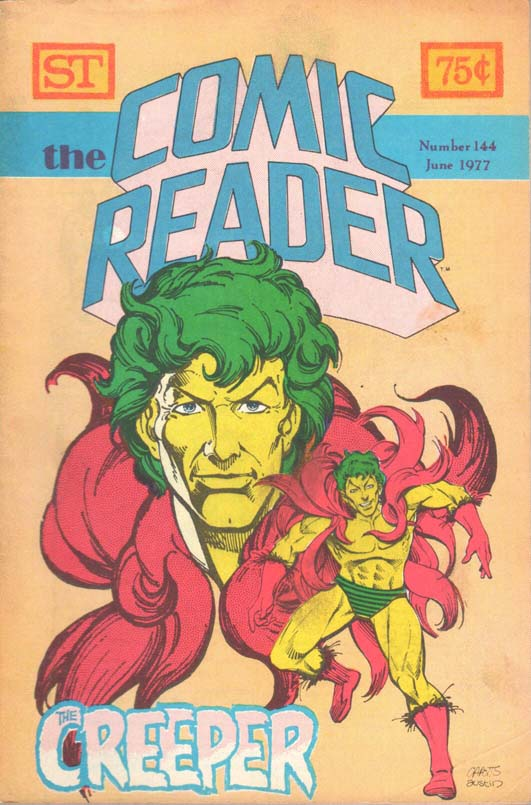 The Comic Reader (1961) #144