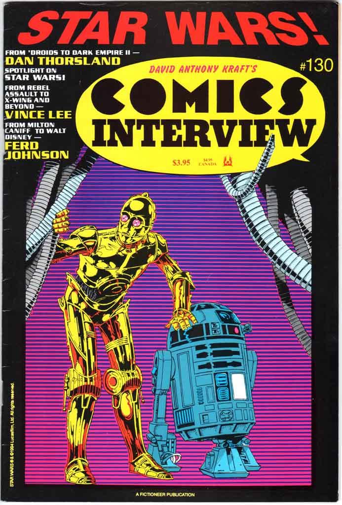 Comics Interview (1983) #130