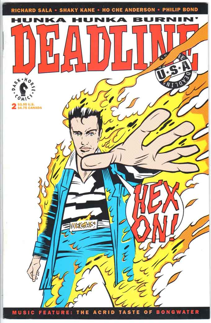 Deadline USA (1992) #2