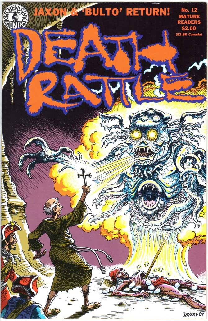 Death Rattle (1985) #12