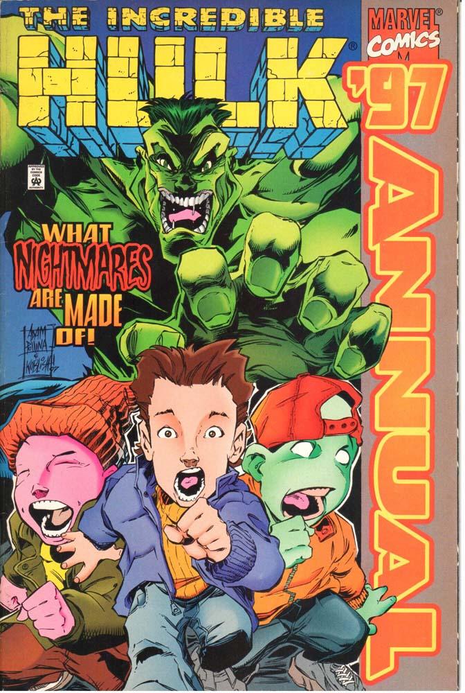 Incredible Hulk (1962) Annual #1997