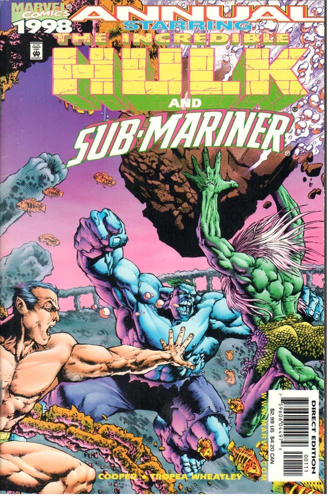 Incredible Hulk (1962) Annual #1998
