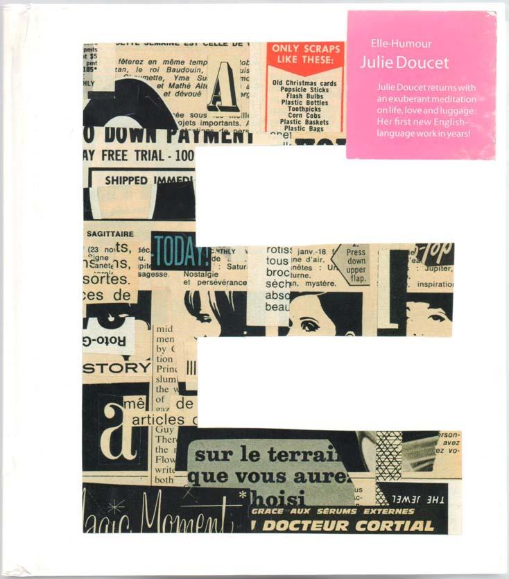 Julie Doucet: Elle-Humour HC (2006)
