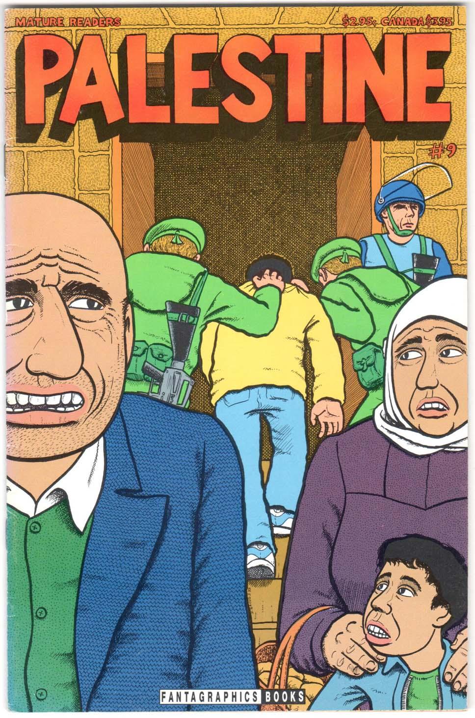 Palestine (1993) #9