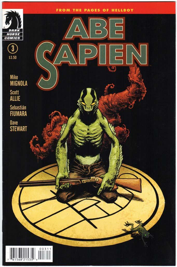 Abe Sapien (2013) #3