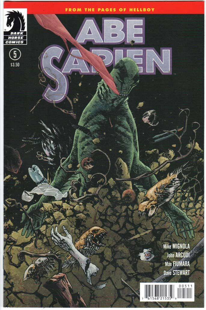 Abe Sapien (2013) #5