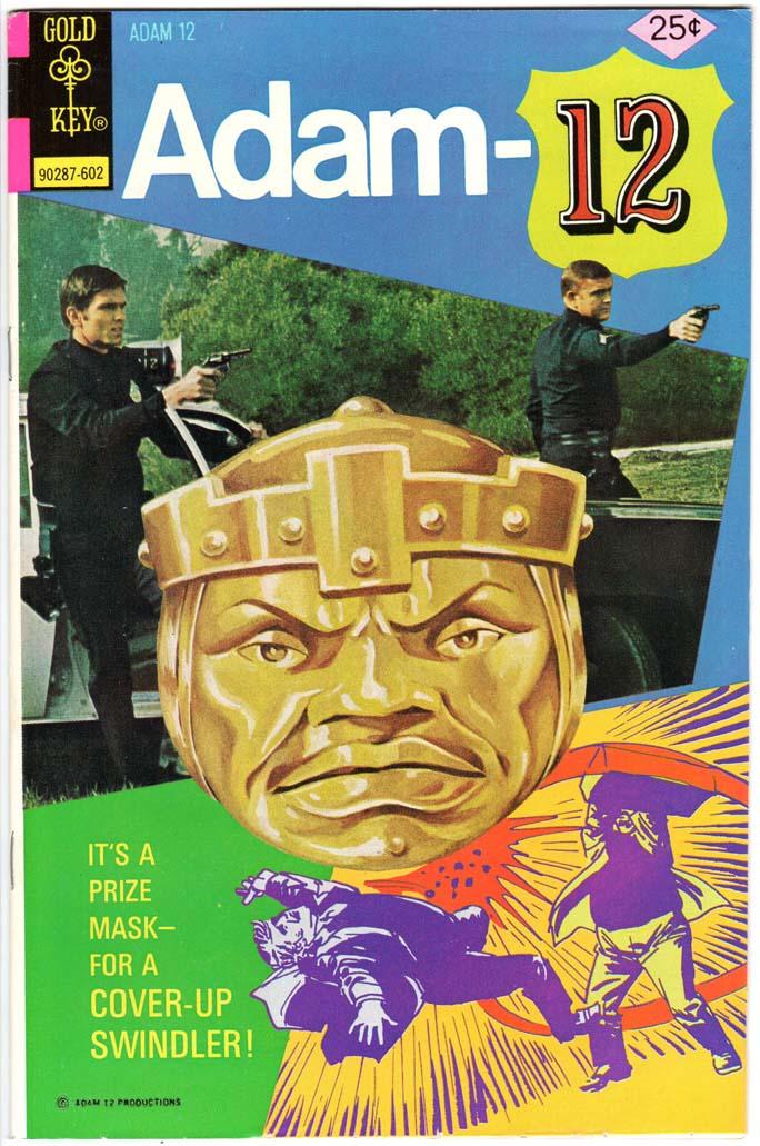 Adam 12 (1973) #10