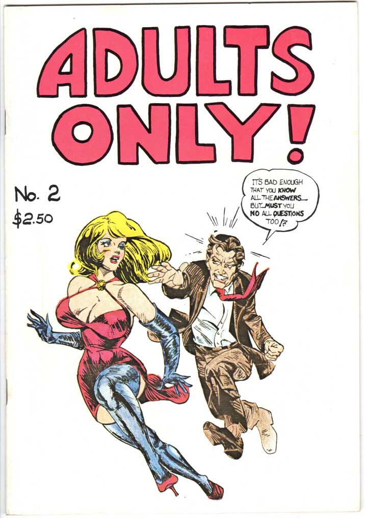 Adults Only (1979) #2