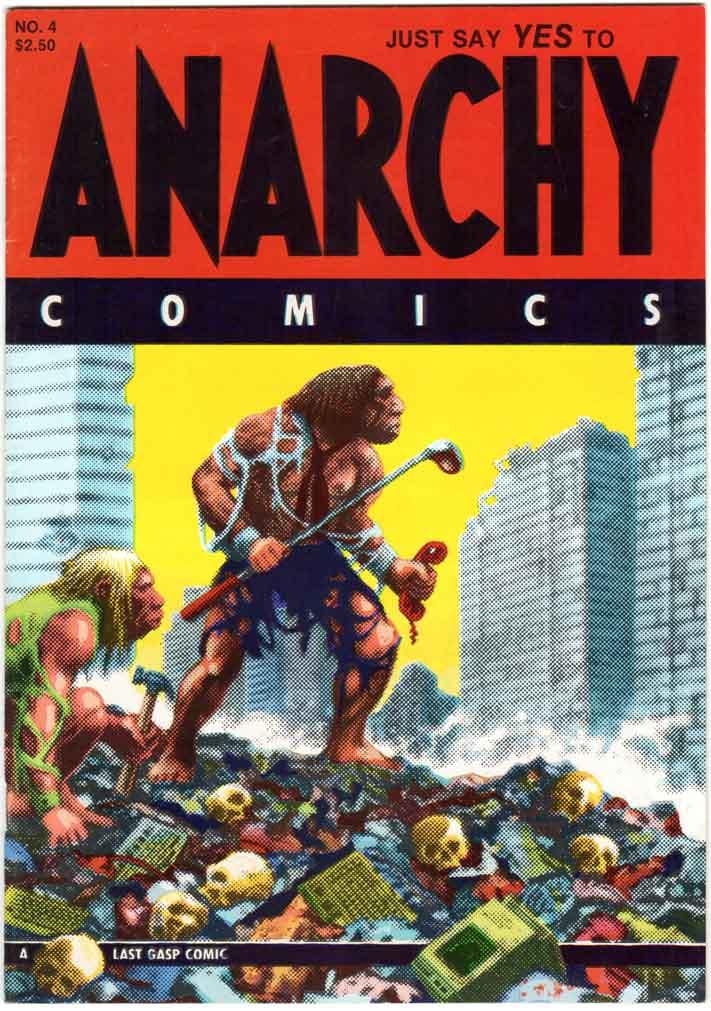 Anarchy Comics (1978) #4